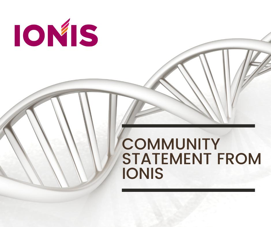Declaración comunitaria de Ionis
