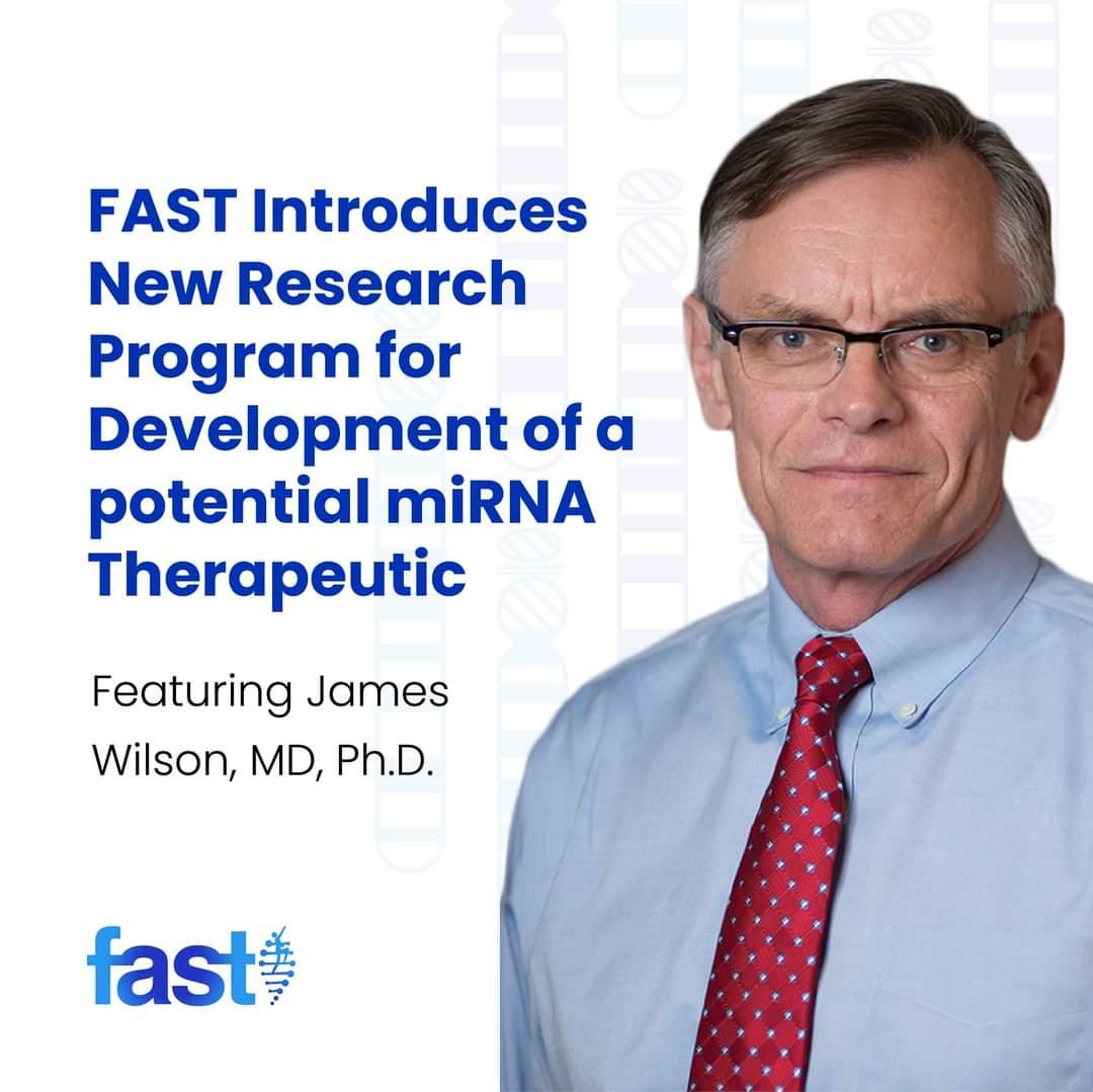 FAST presenta un nuevo programa de investigación para el desarrollo de un potencial terapéutico de miARN
