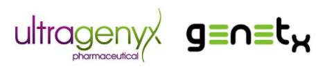 GeneTx y Ultragenyx reciben la aprobación de la agencia reguladora del Reino Unido para comenzar el estudio clínico de GTX-102 para el tratamiento del síndrome de Angelman.